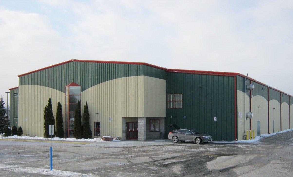 Keeler Centre